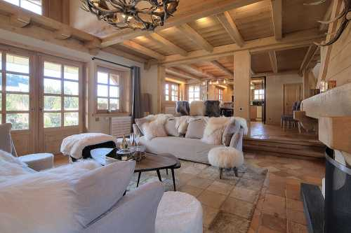 Chalet MOUNTAIN MEGEVE - Ref 67349